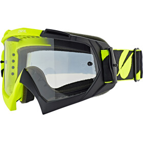 O'Neal B-10 Goggles, twoface-black/neon yellow-clear
